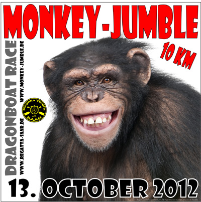 Flyer Monkey-Jumble 2012